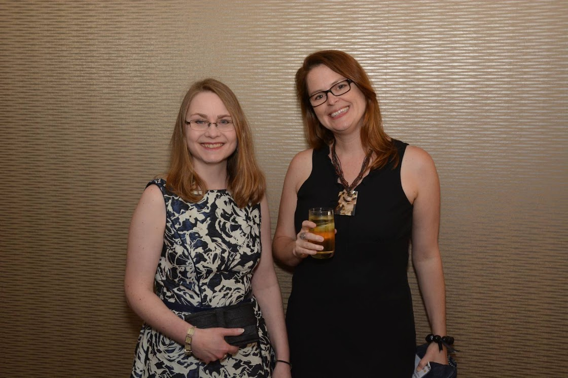 Attendees at the awards banquet of Editors Canada Conference 2016 in Vancouver