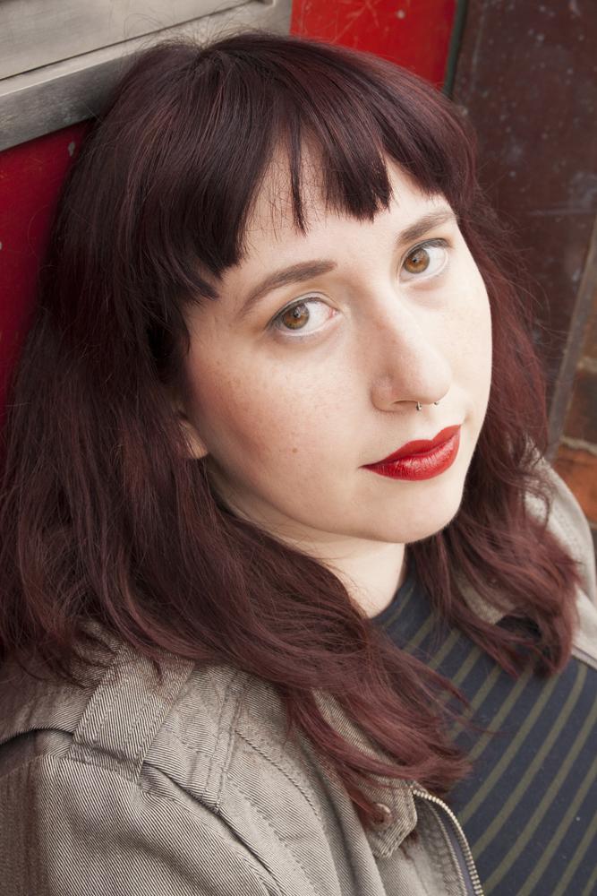 Alicia Elliott (photo credit Ayelet Tsbari)