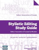 Stylistic Editing Study Guide: Editors' Association of Canada Certification