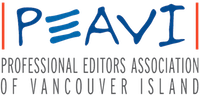 Professional Editors Association of Vancouver Island