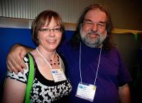 Michelle Boulton and Greg Ioannou