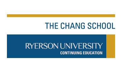 The Chang School, Ryerson University Continuing Education