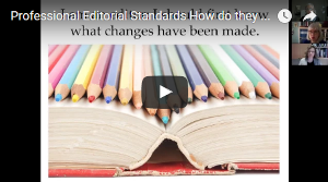 Professional Editorial Standards: How do they work for you?