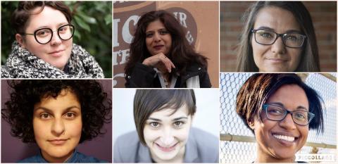 Groupe de travail sur l'équité, la diversité et l'inclusion : Alicia Chantal, Amber Fatima Riaz, Roma Ilnyckyj, Natalia Iwanek, Fazeela Jiwa, Sarah King