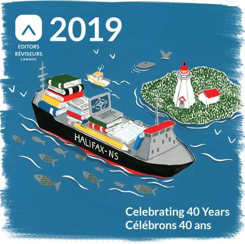 Editors Canada Conference 2019 Halifax Artwork Official