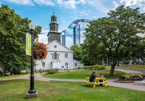 Halifax Saint Paul's Church - Discover Halifax