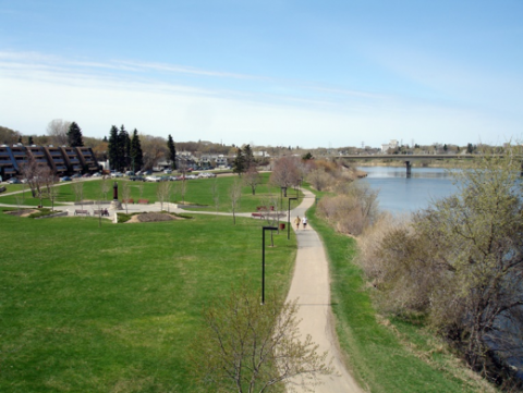 The Meewasin Trail Saskatoon Attractions
