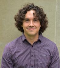 Aidan Harris - Editors Toronto Programs chair 2021-22