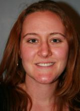 Amanda Clarke - Editors Toronto treasurer 2021-22