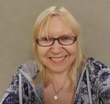 Arija Berzitis - Editors Toronto secretary 2019-20
