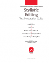 Certification Test Preparation Guides