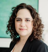 Golnaz Farhat - Editors Toronto treasurer 2019-20