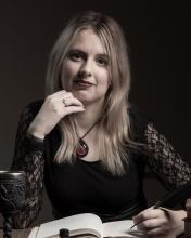 Raya P. Morrison - Editors Toronto co-chair 2020-21