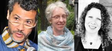 Gilles Vilasco, Lenore Hietkamp, Michelle van der Merwe