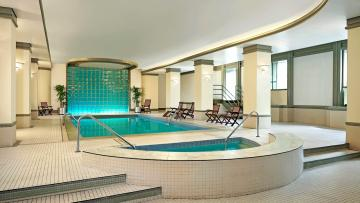 Swimming Pool at The Westin Nova Scotia
